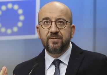Michel: UE będzie pracować nad paszportami szczepień