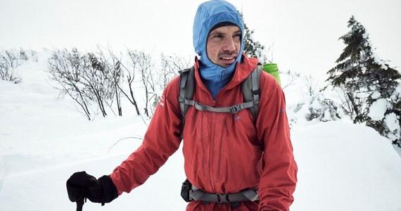 """Dokładnie 48 dni i 16 godzin zajęło Łukaszowi Superganowi zimowe przejście górami Polski ze Świeradowa-Zdroju do Wołosatego. Pokonał 1096 kilometrów, a wyprawę zakończył na Przełęczy Bukowskiej na wschodnim skraju Bieszczadów. """"To była moja najdłuższa wędrówka zimą"""" - opowiada w rozmowie z dziennikarzem RMF FM."""