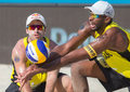 Mistrz olimpijski w siatkówce plażowej opuścił szpital po ciężkim przebiegu Covid-19