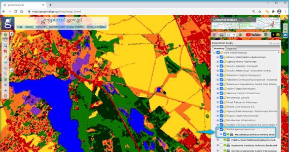 Oto specjalna mapa pokrycia terenu Polski! Opracowano ją na podstawie zdjęć z satelity Sentinel-2 zarejestrowanych w 2020 r. Rozdzielczość przestrzenna mapy to 10 m. Jak informuje Polska Agencja Kosmiczna, przygotowano ją automatycznie z wykorzystaniem uczenia maszynowego.