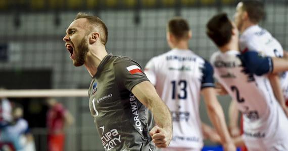 Grupa Azoty ZAKSA Kędzierzyn-Koźle awansowała do półfinału Ligi Mistrzów! Liderzy PlusLigi co prawda przegrali spotkanie rewanżowe z Cucine Lube Citanova 0:3, ale w złotym secie nie dali Włochom szans!