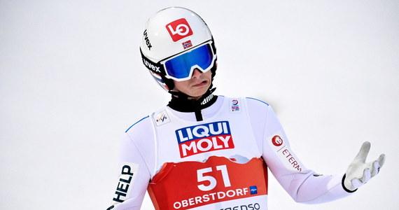Międzynarodowa Federacja Narciarska ogłosiła, że po zakończeniu mistrzostw świata w Oberstdorfie w kalendarzu Pucharu Świata pozostaną tylko trzy zawody w Planicy pod koniec marca. Nie udało się bowiem znaleźć zastępczej lokalizacji dla odwołanego turnieju Raw Air w Norwegii. W tej sytuacji nikt nie wyprzedzi Halvora Egnera Graneruda, który ma już zapewnioną Kryształową Kulę.