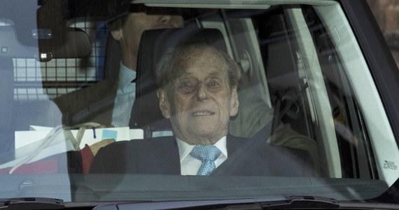 99-letni książę Filip, mąż brytyjskiej królowej Elżbiety II, przeszedł udany zabieg w związku z istniejącą wcześniej chorobą serca, ale pozostanie w szpitalu jeszcze przez kilka dni - poinformował Pałac Buckingham.