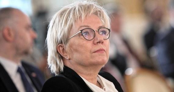 Prezes Trybunału Konstytucyjnego Julia Przyłębska otrzymała Nagrodę Im. Grzegorza I Wielkiego za orzeczenie o niekonstytucyjności przepisu zezwalające na przerywanie ciąży w przypadku poważnej wady płodu - podaje Onet. Październikowa decyzja wywołała w całym kraju falę protestów.