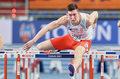 Halowe ME. Damian Czykier, Krzysztof Kiljan i Artur Noga w półfinale biegu na 60 m przez płotki