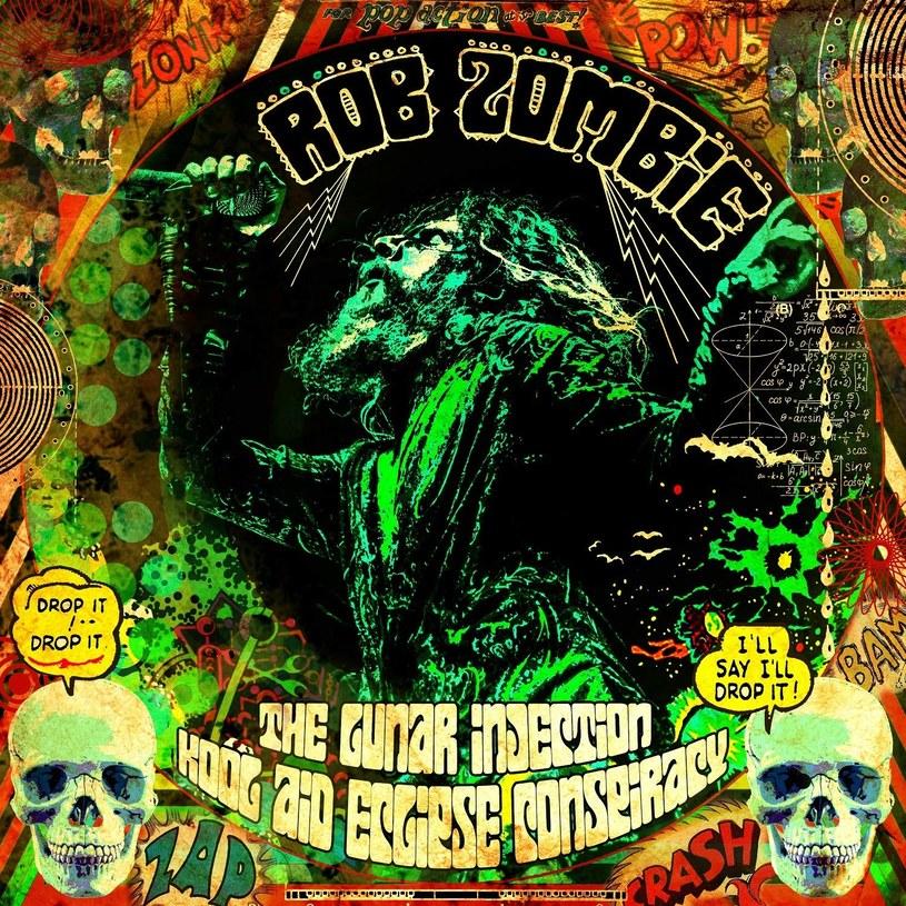 Na swoim siódmym solowym albumie, Rob udowadnia, że ciężko jest nauczyć stare zombie nowych sztuczek.