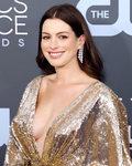 Anne Hathaway z powodu pandemii miała napady lęku
