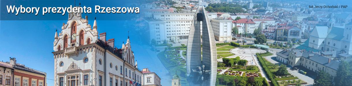 Przedterminowe wybory prezydenckie w Rzeszowie.   Wybory prezydenta stolicy Podkarpacia są konieczne, bo pełniący tę funkcję od ponad 18 lat Tadeusz Ferenc niespodziewanie zrezygnował na początku lutego 2021...