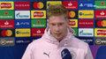 Liga Mistrzów. Kevin De Bruyne: Nie jesteśmy niezwyciężeni (POLSAT SPORT). Wideo
