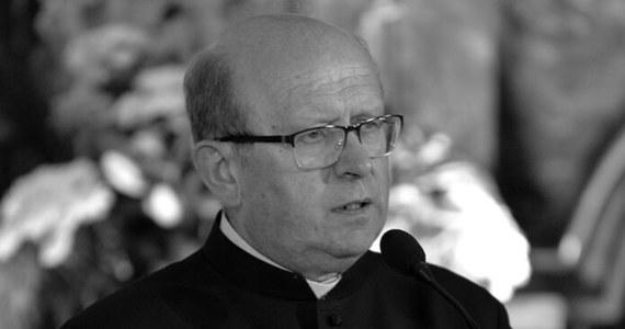 Zmarł ks. prałat Adam Myszkowski, proboszcz parafii w Wielkiej Woli - Paradyżu. Na początku marca duchowny został ciężko pobity.