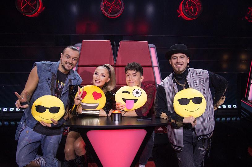 """Podopieczni Cleo zaśpiewali w drugim etapie """"The Voice Kids"""" piosenkę """"Shallow"""". Dawid Kwiatkowski skomentował to w wymowny sposób."""