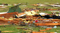 Seria tornad nad USA. Zagrożonych 35 mln ludzi