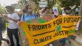 Protest klimatyczny. Kilkadziesiąt osób bierze udział w marszu w stolicy Indii