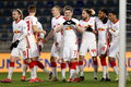 Arminia Bielefeld - RB Lipsk 0-1 w meczu 26. kolejki Bundesligi
