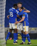 Brighton - Newcastle United 3-0 w 29. kolejce Premier League. Debiut Modera w pierwszym składzie