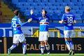 Sampdoria - Torino 1-0 w 28. kolejce Serie A. Grał Bereszyński