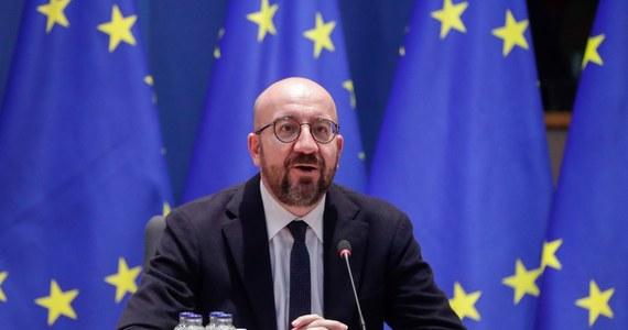 Szef Rady Europejskiej Charles Michel rozmawiał telefonicznie z prezydentem Rosji Władimirem Putinem. Michel powtórzył apel UE do władz Rosji o uwolnienie opozycjonisty Aleksieja Nawalnego i przeprowadzenie przejrzystego śledztwa w sprawie zamachu na niego.