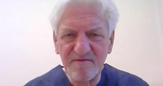 Jeśli w tym tygodniu przekroczymy 30 tys. nowych zakażeń koronawirusem, to możliwe jest wprowadzenie całkowitego lockdownu - powiedział w rozmowie z Polsatem prof. Andrzej Horban, główny doradca KPRM ds. Covid-19.