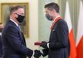 Kinga Rusin krytykuje Roberta Lewandowskiego za to, że przyjął order od prezydenta