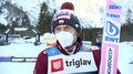 Skoki narciarskie. Dawid Kubacki przed konkursami PŚ w Planicy (POLSAT SPORT). Wideo