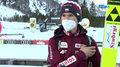 Skoki narciarskie. Andrzej Stękała przed konkursami PŚ w Planicy (POLSAT SPORT). Wideo