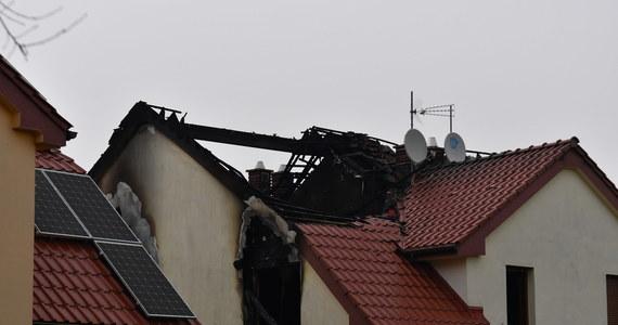 Tragiczny pożar w Szczecinie. Nie żyje 10-letni chłopiec, którego mimo wysiłku strażaków i ratowników nie udało się uratować. Rodzice dziecka trafili do szpitala.