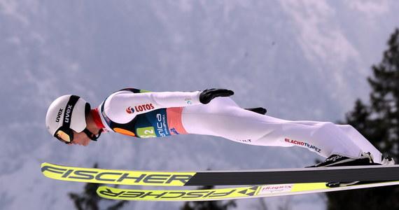Z powodu zbyt silnego wiatru odwołany został drużynowy konkurs Pucharu Świata w skokach narciarskich na mamucim obiekcie w słoweńskiej Planicy. Odbędzie się w niedzielę rano.