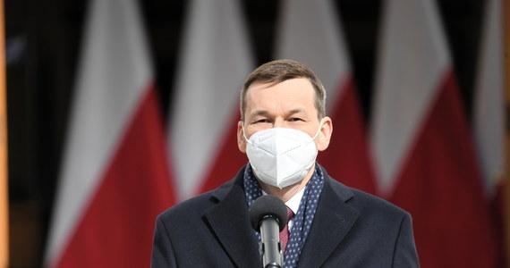 Premier Mateusz Morawiecki złożył wniosek do Trybunału Konstytucyjnego dotyczący wyższości polskiego prawa konstytucyjnego nad prawem unijnym - poinformował rzecznik rządu Piotr Müller.
