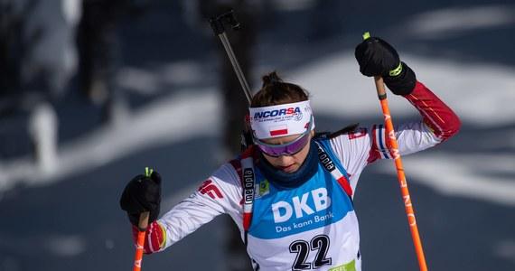 Monika Hojnisz – Staręga ma za sobą jeden z gorszych w ostatnich latach sezon biathlonowego Pucharu Świata. Polka w klasyfikacji generalnej zajęła 33. miejsce. A celem przed sezonem była pierwsza dziesiątka.