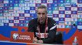 Anglia - Polska. Paulo Sousa i Jan Bednarek przed meczem na Wembley (POLSAT SPORT). Wideo