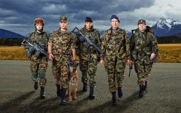 /foto. Schweizer Armee /