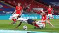 Eliminacje MŚ 2022. Anglia - Polska 2-1. Bramki. Wideo
