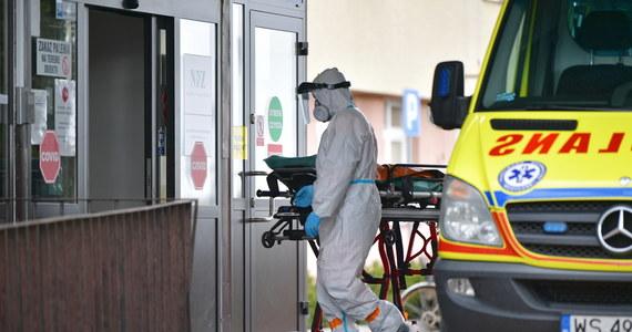W ciągu ostatniej doby w Polsce odnotowano 35 251 nowych zakażeń koronawirusem - to nowy dobowy rekord. Zmarło 621 chorych z Covid-19. Aktualnie zajętych jest ponad 3,1 tys. respiratorów i ponad 31 tys. łóżek covidowych.
