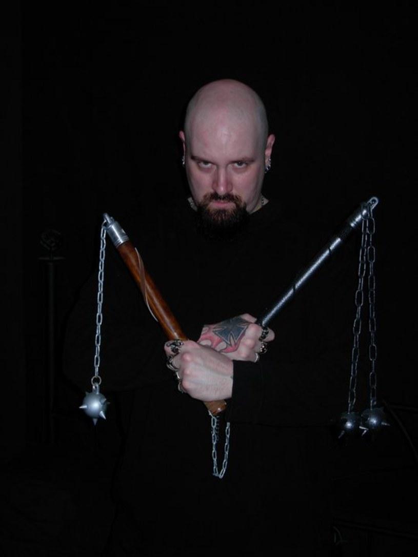 Vincent Crowley (eks-Acheron) przygotował pierwszą płytę sygnowaną własnym nazwiskiem.