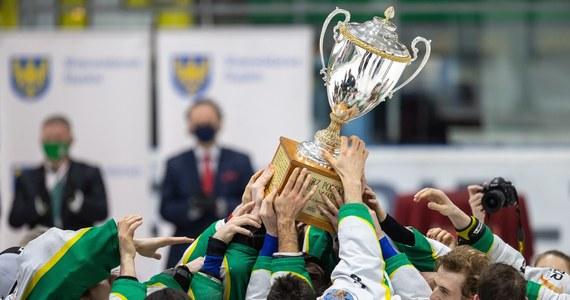 Hokeiści na lodzie JKH GKS Jastrzębie, po zwycięstwie w piątym finałowym meczu nad Comarch Cracovią 3:2, po raz pierwszy w historii zdobyli mistrzostwo Polski. W serii finałowej wygrali 4-1.
