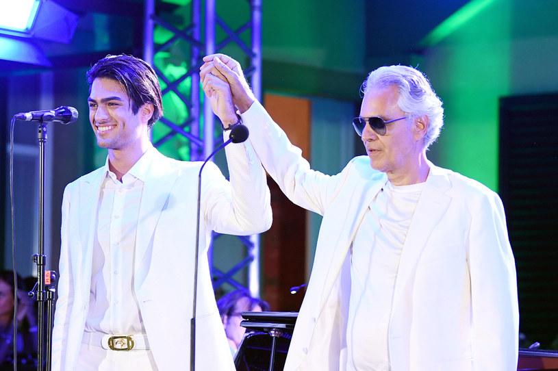 """""""Jestem bardzo szczęśliwy, ponieważ ten kraj zawsze dawał mi dużo miłości"""" - mówi Andrea Bocelli, który wystąpi jako gwiazda wielkanocnego koncertu """"Cud życia"""". Całość, nagrana wcześniej, zostanie pokazana w TVP1."""