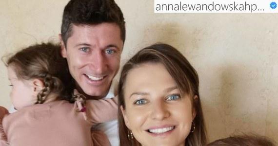 Anna Lewandowska trenuje nawet w święta