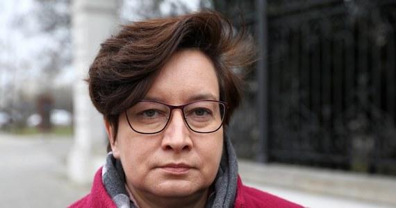 """Monika Falej zawiadomiła policję w sprawie gróźb pod jej adresem. """"Ktoś grozi mi śmiercią! Trudno spać spokojnie, gdy dostaje się takie informacje"""" - napisała posłanka Lewicy w mediach społecznościowych."""