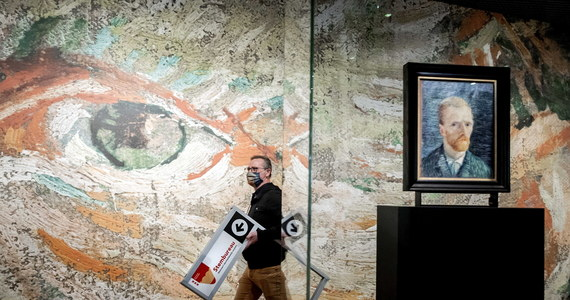 Holenderska policja zatrzymał mężczyznę, podejrzewanego o kradzież obrazów Vincenta van Gogha i Fransa Halsa. Wartych miliony euro płócien nie odnaleziono.