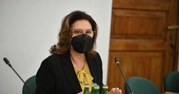"""Wicemarszałek Sejmu, posłanka Koalicji Obywatelskiej Małgorzata Kidawa-Błońska jest zakażona koronawirusem. """"Czuję się dobrze i najbliższe dni spędzę w domu"""" - napisała Kidawa-Błońska w środę na Twitterze."""