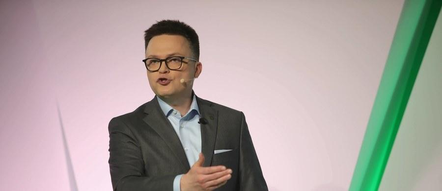 Sąd Okręgowy w Warszawie zarejestrował partię polityczną o nazwie Polska 2050 Szymona Hołowni. Jej przewodniczącym jest Michał Kobosko.