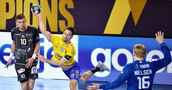 Piłkarze ręczni Łomży Vive Kielce przegrali we własnej hali z francuskim HBC Nantes 31:34 (13:15) rewanżowy mecz 1/8 finału Ligi Mistrzów i odpadli z rozgrywek. Pierwsze spotkanie wygrali na wyjeździe jedną bramką (25:24).