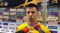 LM piłkarzy ręcznych. Michał Olejniczak (Vive) po meczu z HBC Nantes. Wideo