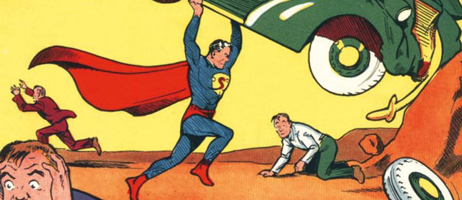 Jeden z około stu zachowanych egzemplarzy komiksu z 1938-go roku, w którym po raz pierwszy pojawiła się postać Supermana, został sprzedany na licytacji za aż 3,25 mln dolarów. informuje telewizja BBC - to tym samym najcenniejszy komiks świata!