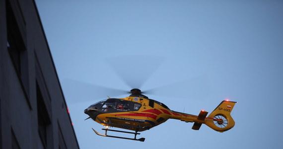 """Śmigłowce Lotniczego Pogotowia Ratunkowego wylatywały w marcu ponad 1100 razy. Maszyny wykonały prawie dwa razy więcej misji, niż w lutym. Rekordy wyjazdów notują też tradycyjne """"naziemne"""" ambulanse. Co jest tego powodem?"""