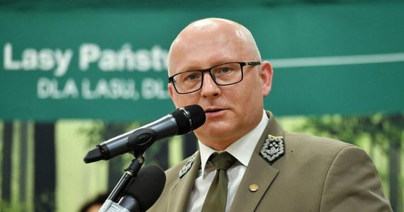 Dyrektor generalny Lasów Państwowych Andrzej Konieczny został odwołany ze swojej funkcji - poinformował na Twitterze wiceminister klimatu i środowiska, pełnomocnik rządu do spraw leśnictwa i łowiectwa Edward Siarka.