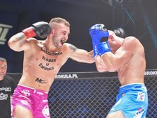 Boks: Babilon Fight Night - waga junior półśrednia: Jan Lodzik - Agustin Ezequias Gerbaldo Kucharski