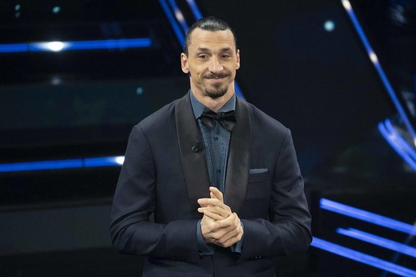 Szwedzki napastnik AC Milan Zlatan Ibrahimovic zagra w kolejnym filmie o przygodach Asterixa, którego premiera zapowiedziana jest na przyszły rok.