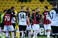 """Parma - AC Milan. Wygrana rzutem na taśmę! """"Ibra"""" z czerwoną kartką"""