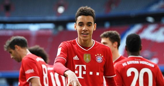 Zdobył 122 gole w 36 meczach. Mowa o 18-letnim Jamalu Musiala, którego komentatorzy sportowi okrzyknęli cudownym dzieckiem Bayernu Monachium.